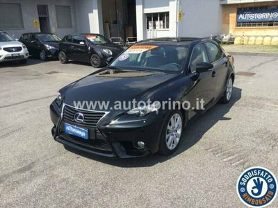 usata Lexus IS300h 300h 2.5 Executive cvt