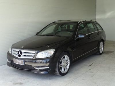 usata Mercedes C250 CDI S.W. BlueEFFICIENCY Avantgarde