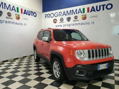 used Jeep Renegade 2.0 Mjt 140CV 4WD Active Drive Low Limited