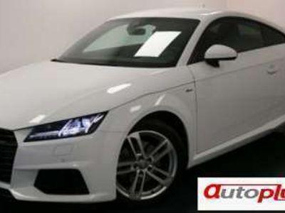 usata Audi TT Coupé 2.0 TDI ultra S line led matrix navi plus Diesel
