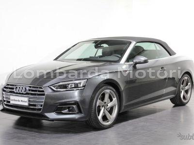 gebraucht Audi A5 Cabriolet 2.0 tdi Sport quattro 190cv s-troni