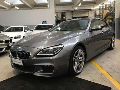 usata BMW 640 SERIE 6 GRAN COUPE d Gran Coupe xdrive Msport edition auto