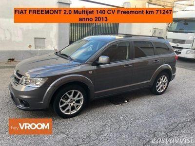 usata Fiat Freemont FREEMONT 2.0 Multijet 140 CV- 2013