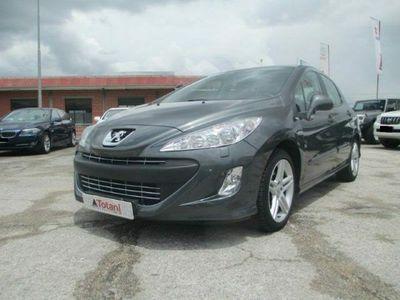 usata Peugeot 308 1.6 8V HDi 112CV 5p. Sportium -154-