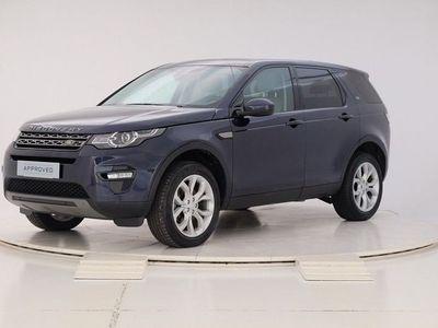 gebraucht Land Rover Discovery Sport 2.0 TD4 150 CV SE