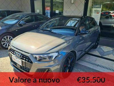 usata Audi A1 SPB 40 TFSI S tronic Identity Black