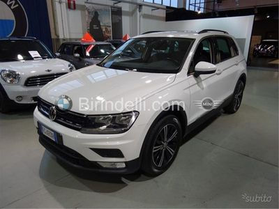 brugt VW Tiguan 1.6 TDI SCR Business BlueMotion Technology
