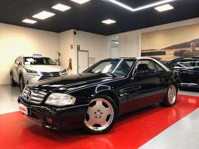 usata Mercedes SL320 AMG CABRIO cat 231CV 1996 * OGGETTO UNICO *