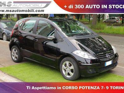 used Mercedes A170 Avantgarde Unicoproprietario