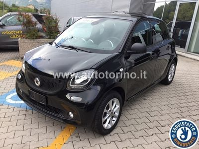 używany Smart ForFour FORFOUR1.0 Youngster 71cv my18