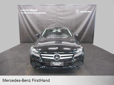 usata Mercedes C200 Classed Automatic Business del 2016 usata a Caserta