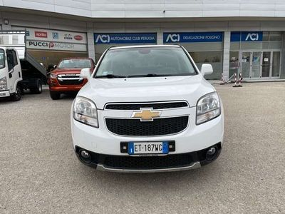 usata Chevrolet Orlando 1.8 GPL LT
