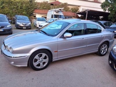 usata Jaguar X-type 3.0 V6 24V 230 CV ANNO 2002 Sport
