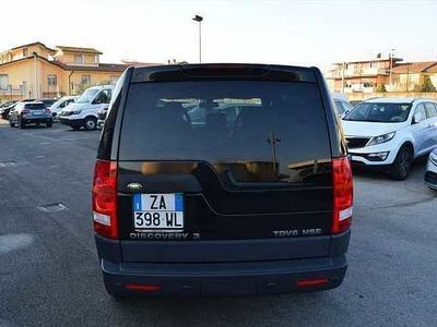 używany Land Rover Discovery 3 discovery 2.7 tdV6 HSE