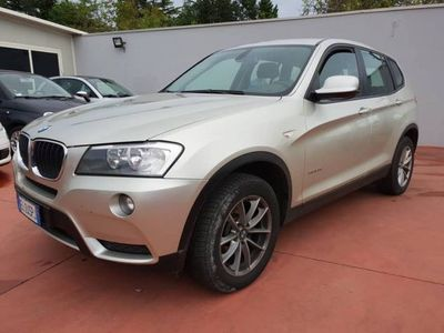 usado BMW X3 xdrive 2012 full optional diesel