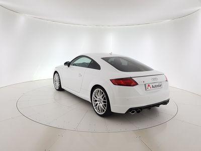 usata Audi TTS TTcoupe 2.0 tfsi quattro s-tronic