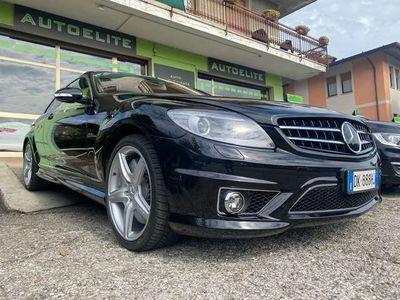 usata Mercedes CL63 AMG AMG Unico Proprietario Tutta Tagliandata MB Super Full
