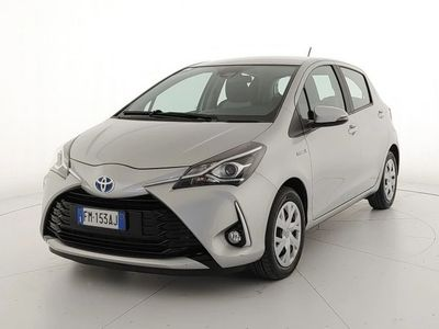 usata Toyota Yaris Hybrid 1.5 Hybrid 5p. Business