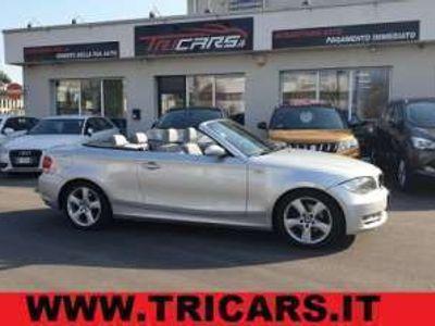 usata BMW 120 Cabriolet d Futura - PERMUTE Diesel