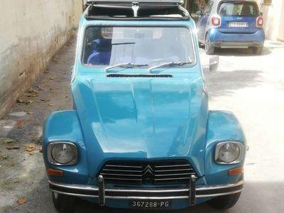 usata Citroën Dyane auto totalmente restaurata
