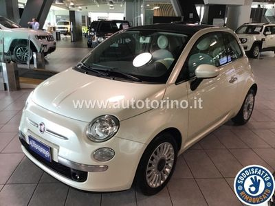 used Fiat 500 5001.3 mjt 16v Lounge 75cv