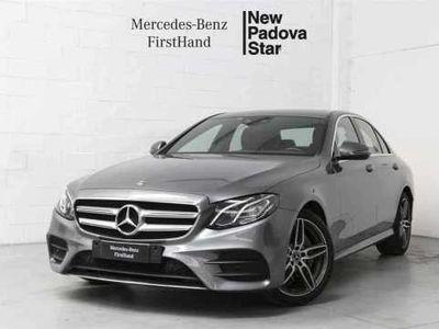 usata Mercedes E220 Classe4Matic Auto Premium del 2017 usata a Limena