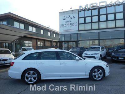brugt Audi A6 Avant 3.0 TDI 245 CV quattro S tronic Business plu