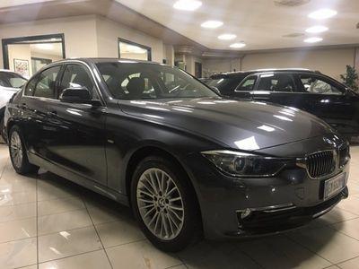 usata BMW 318 d Luxury UNIPRO KM 77.000