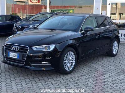 brugt Audi A3 2.0 TDI 150 CV clean diesel S tronic Ambiente