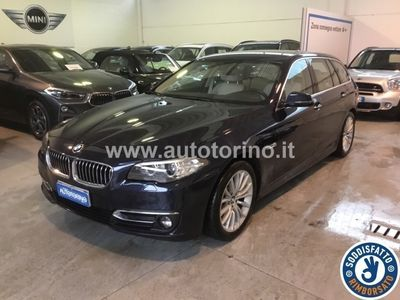 usata BMW 520 SERIE 5 TOURING d touring Luxury 190cv