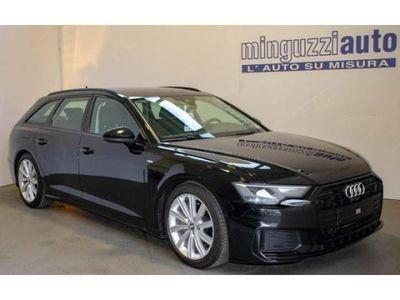 "usado Audi A6 AVANT 2.0 TDI 204 CV S-TRONIC BUSINESS SPORT - SLINE - LED - NAVI - TELECAMERA - TOUCH - 19"""