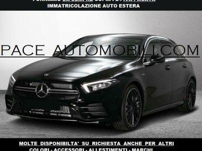usata Mercedes A35 AMG PREMIUM NAVI LED FULL 4M FORNIAMO F24 IVA PAGATA