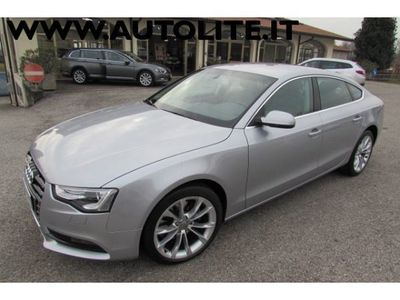 brugt Audi A5 2.0 TDI clean diesel multitronic Business