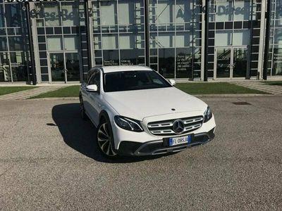 used Mercedes E220 Classe ES.W. 4Matic Auto Premium All-Terrain