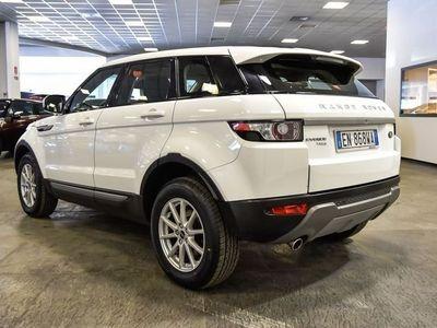 brugt Land Rover Range Rover evoque 2.2 TD4 5p. Pure