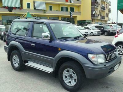 second-hand Toyota Land Cruiser 3.0 TDI 3 PORTE 4WD KZJ90 GX 218000 KM ORIGINALI