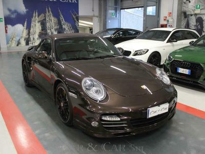 usata Porsche 911 Turbo S 997 Cabriolet PDK