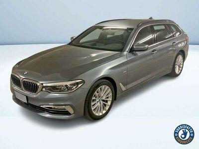 usata BMW 530 Serie 5 Touring d Xdrive Luxury 249cv Auto