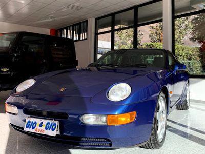 """usata Porsche 968 cat Coupé ISCRITTA """"ASI"""" """"CONSERVATA"""""""