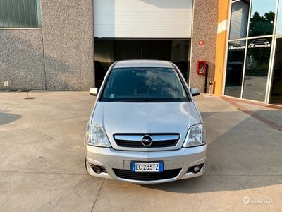 usata Opel Meriva 1.4 Bz-GPL/ OK NEOPATENTATI