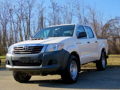 used Toyota HiLux 2.5 D-4D 4WD 4p. DC Activex