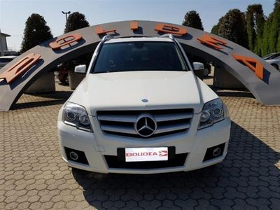 used Mercedes GLK220 CDI 4Matic BlueEFFICIENCY