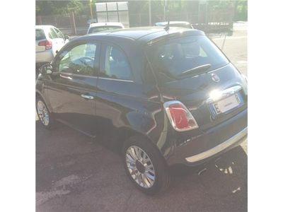 usata Fiat 500 1.2 Lounge 69 cv MY 15 Interno Principe di Galle
