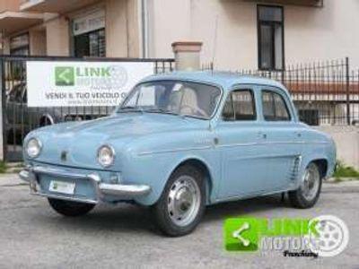 usata Renault Dauphine Berlina Benzina