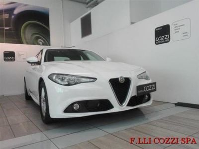 gebraucht Alfa Romeo Giulia (2016) 2.2 Turbodiesel 150 CV AT8 Business