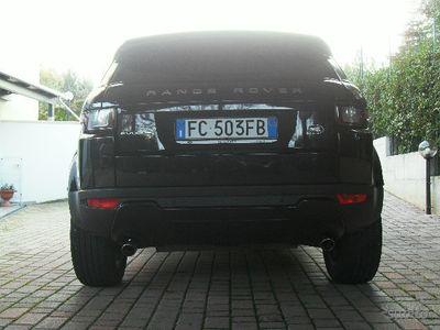 käytetty Land Rover Range Rover evoque - 2016