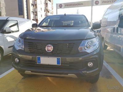 usata Fiat Fullback Doppia Cabina 2.4TD 180CV LX Cambi