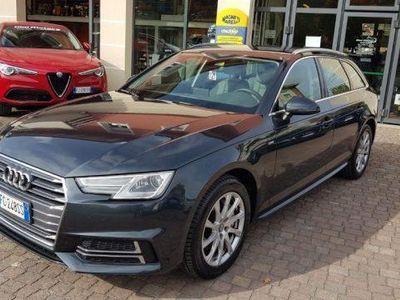 usata Audi A4 Avant 2.0 TDI 190 CV quattro S tronic S Line Est.