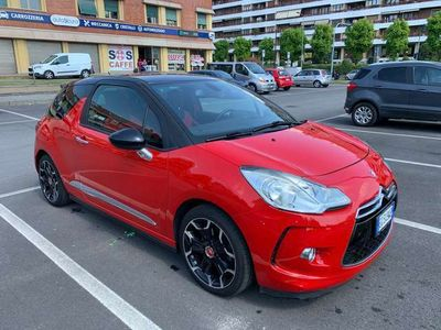 usata DS Automobiles DS3 1.6 HDi 110 Sport Chic