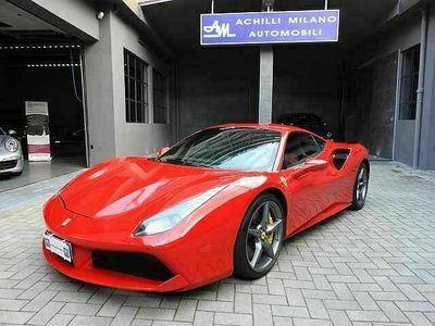 usata Ferrari 488 GTB GTB Lift system+sed Racyng carbonio